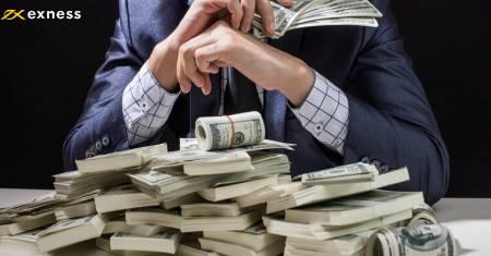 トレーダーはExnessでのForex取引からどのくらいのお金を稼ぎますか