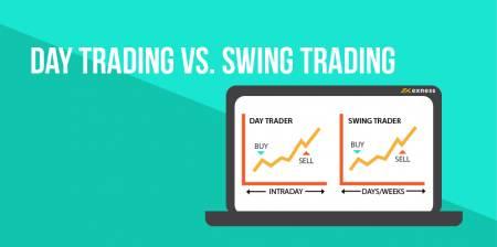 Swing TradingとDay Tradingの違いは何ですか? -Exnessでより多くのお金を稼ぐためにどちらを選ぶべきか