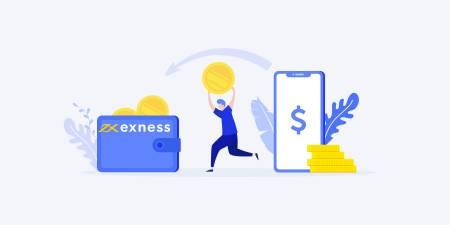 2021年に取引せずにExnessからお金を稼ぐ方法