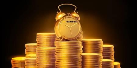 Exnessでの取引スケジュールの時間を作る