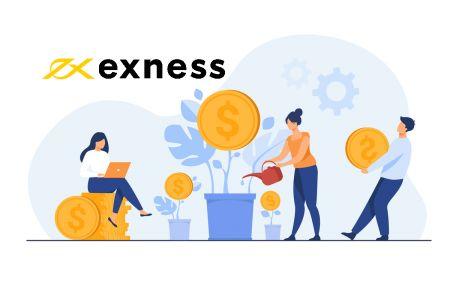 ExnessでForex取引を開始するにはどのくらいのお金が必要ですか?