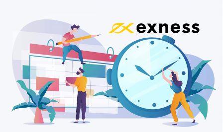 ExnessでForex 市場を取引するのに最適な時間帯は何ですか
