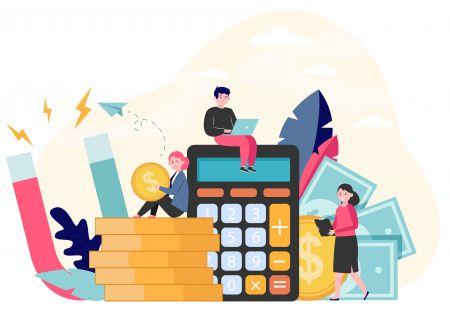 Exnessの損益計算書を計算する方法