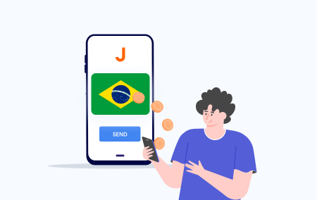 ブラジルでのPIXを使用したExnessでの入出金