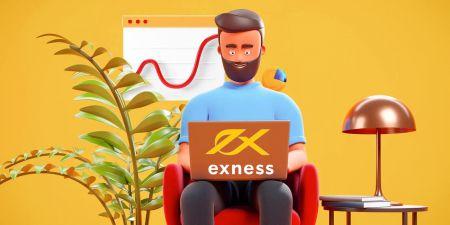 Exnessで取引口座を開設する方法