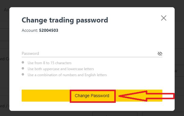 ログインしてExnessで外国為替の取引を開始する方法